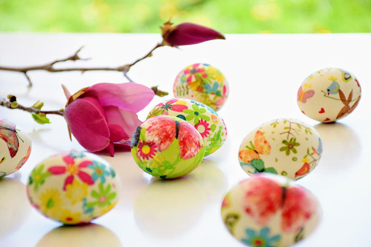 Blog-B2C- Egg decoration
