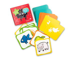 Joc de cartes Betty Sheep 2
