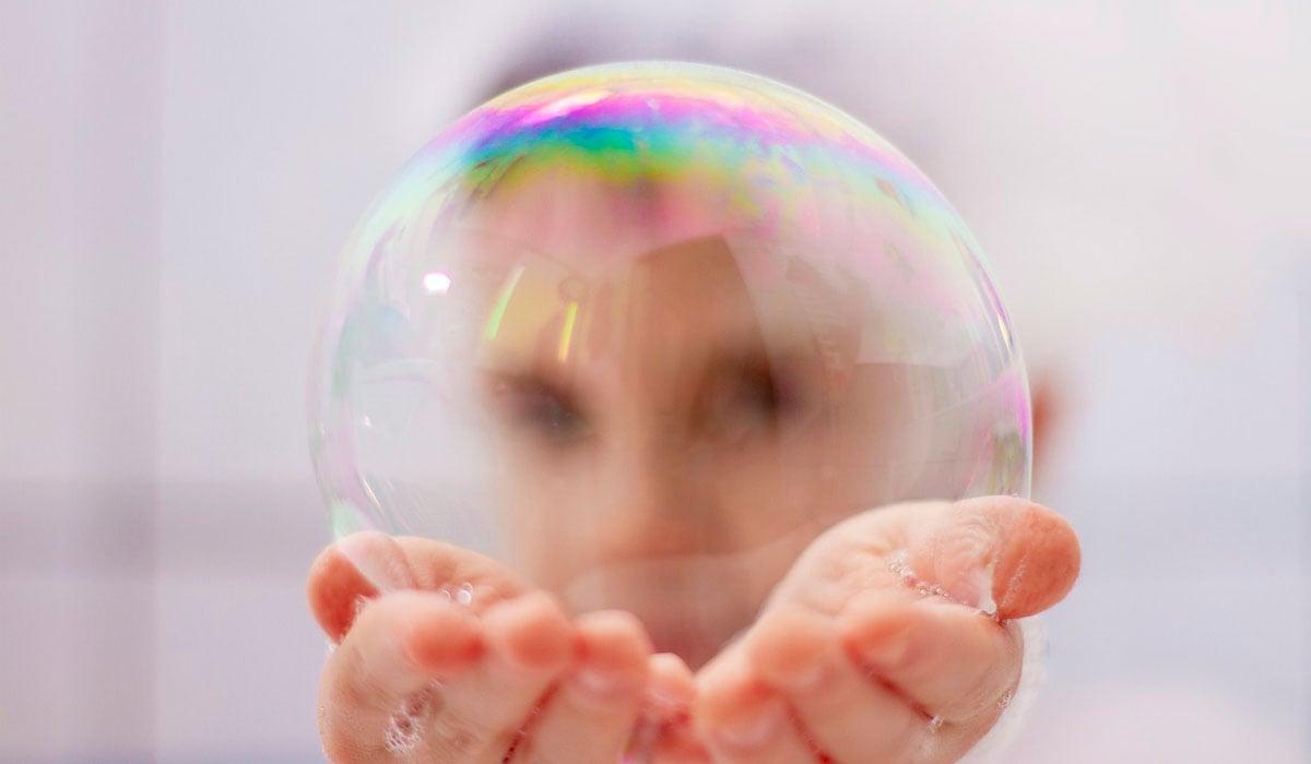 Washing-hands-bubble
