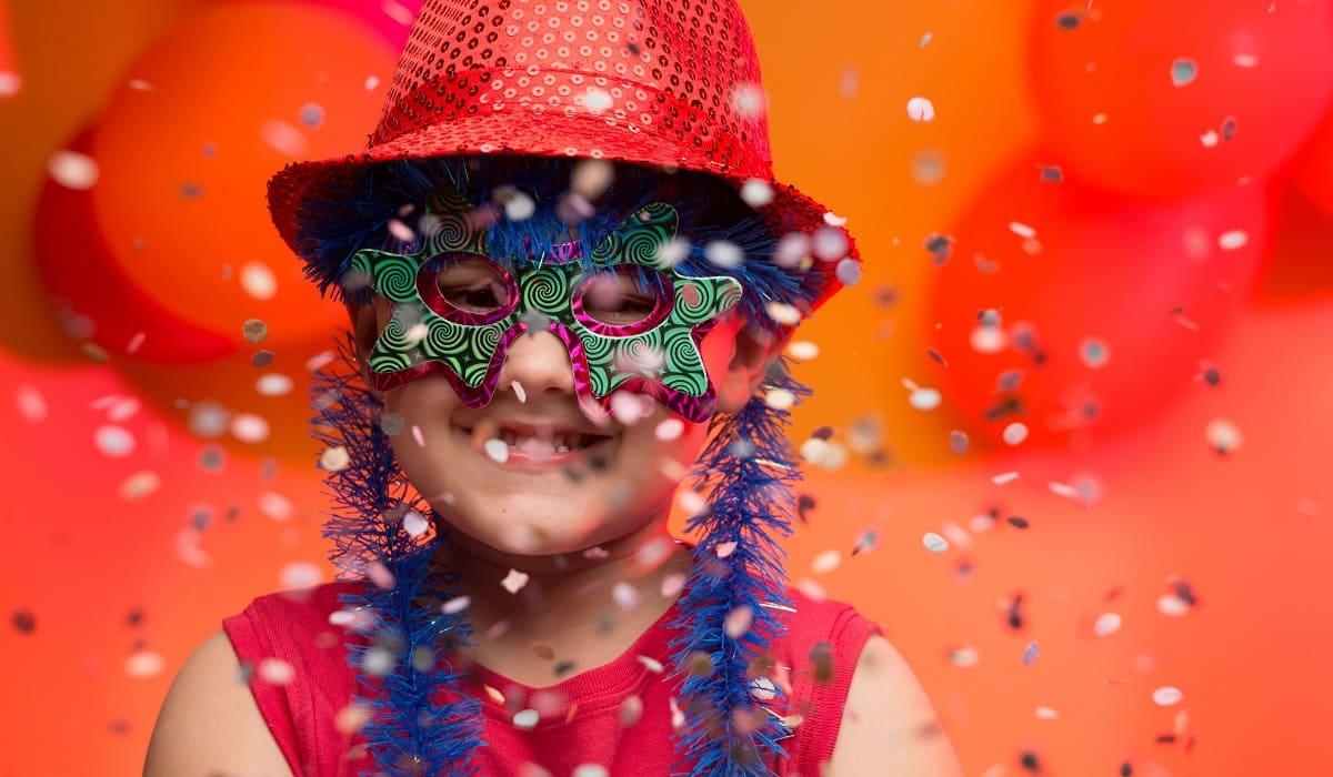 Juegos, actividades y manualidades de Carnaval para niños y niñas