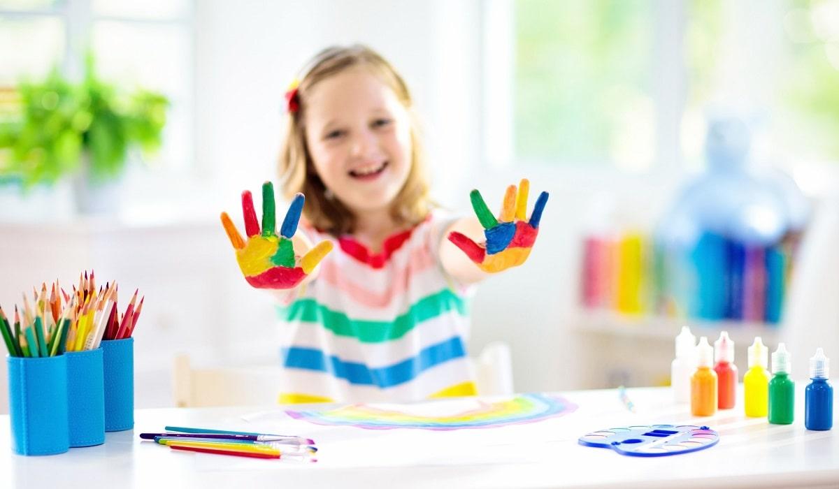 Actividades y juegos para fomentar la creatividad de los niños y niñas