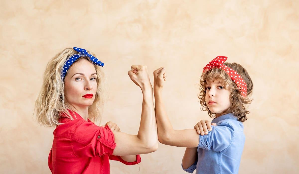 Actividades para explicar el Día Internacional de la Mujer a niños y niñas