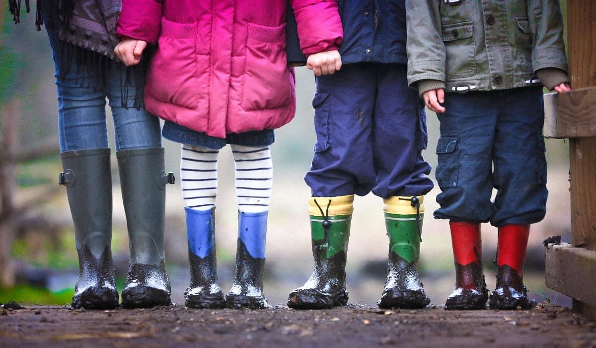 Las estaciones del año en inglés para niños y niñas