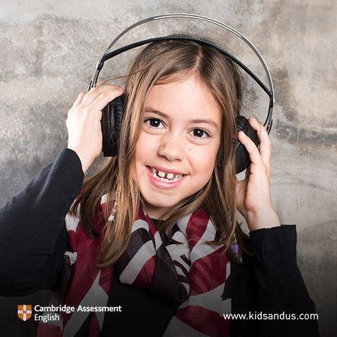 Cambridge English destaca que los alumnos de Kids&Us brillan en listening