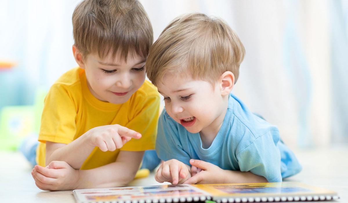 5 formas de aprender inglés en casa con vuestros hijos e hijas