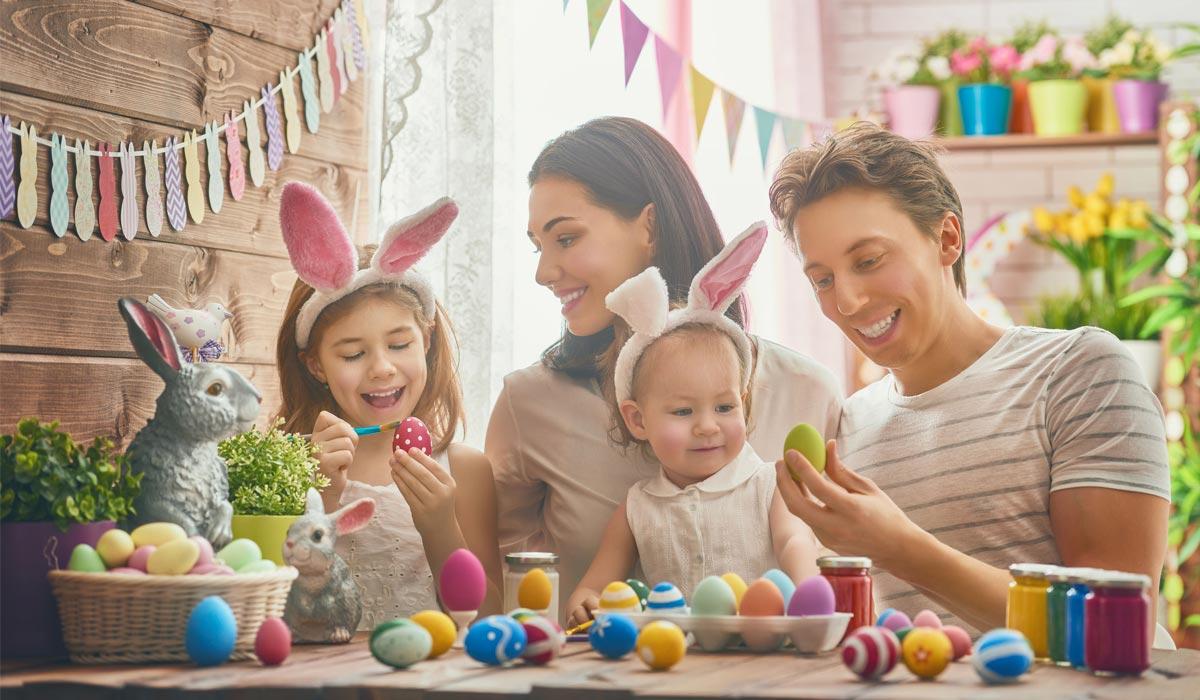 Tradiciones en inglés de Semana Santa: actividades para hacer con niños
