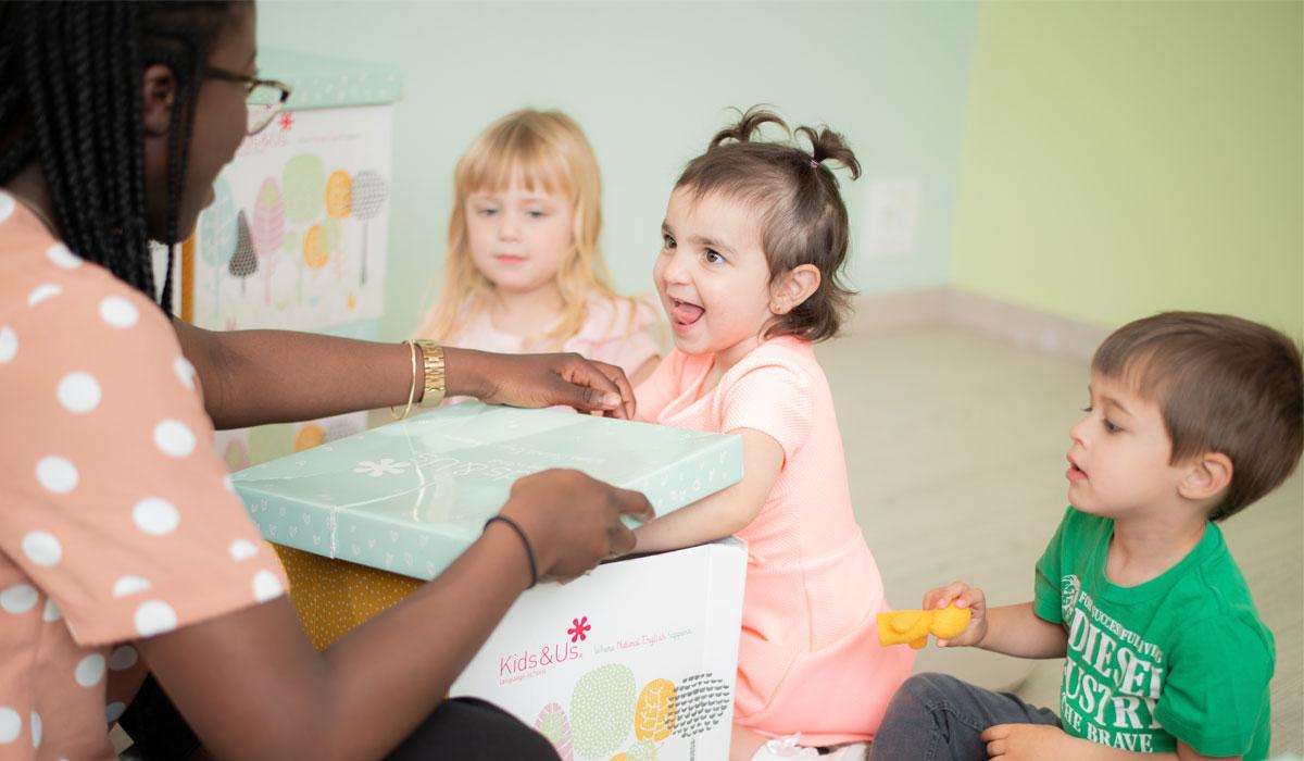 Cursos de inglés para niños: cómo encontrar el curso justo