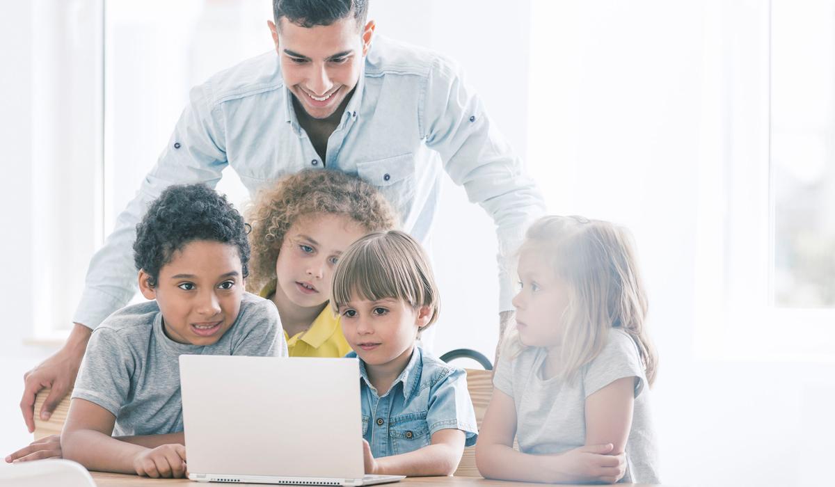 Com ensenyar anglès als nens i nenes