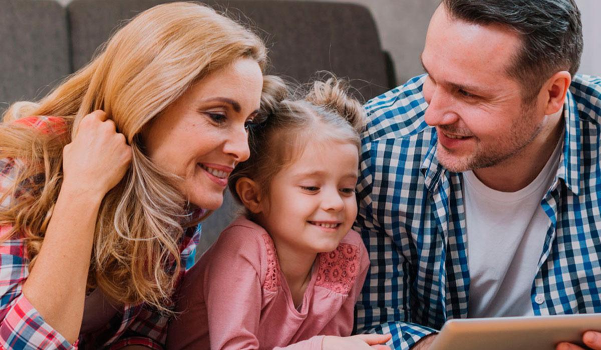 Vídeos en inglés para niños y niñas
