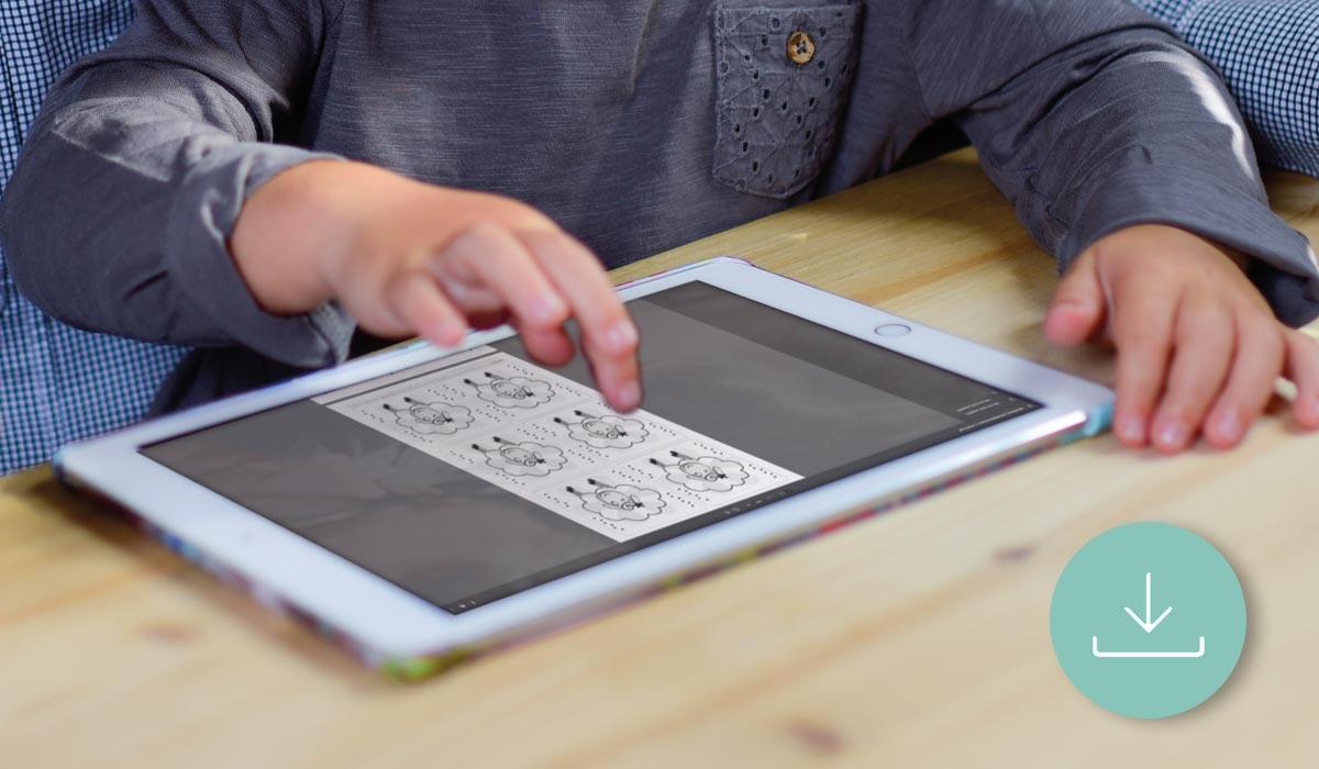 Números en anglès per a nens i nenes: fitxes, cançons i jocs