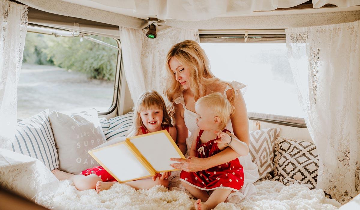 Llibres en anglès perquè els teus fills i filles llegeixin a l'estiu