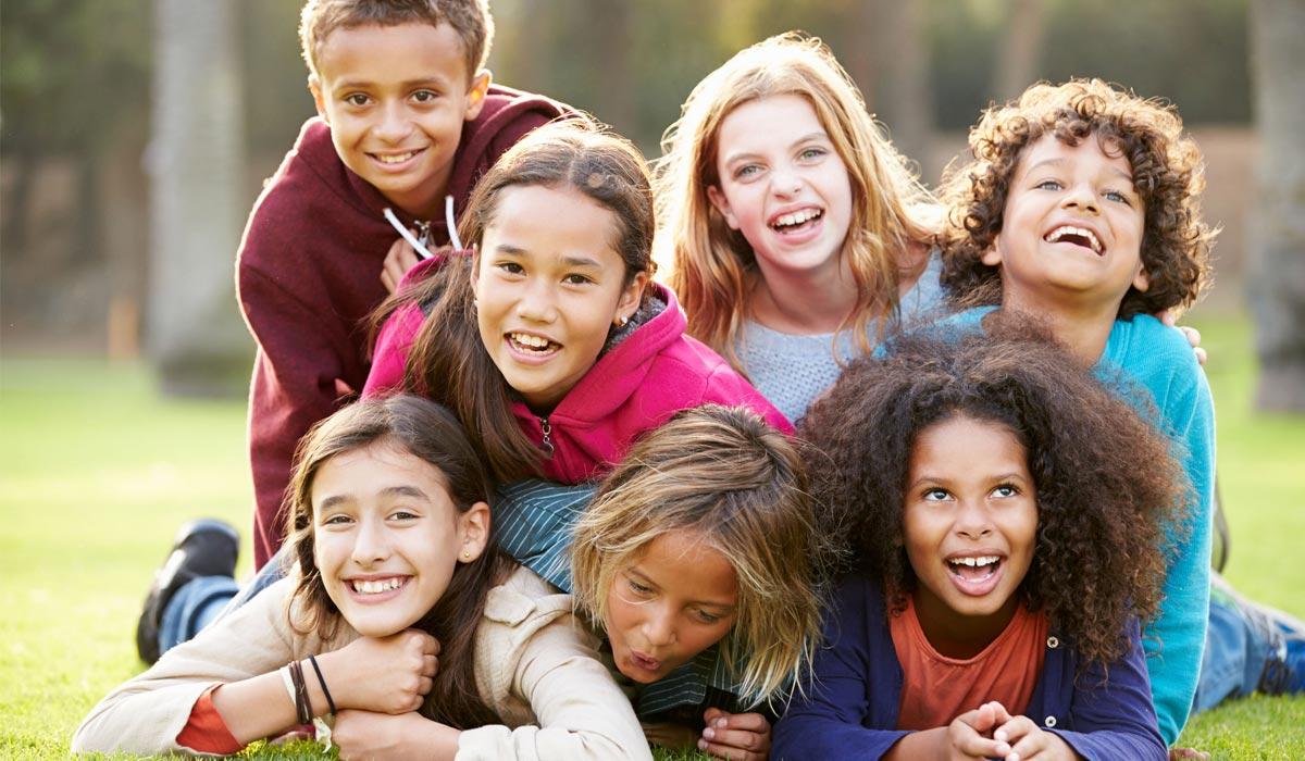 Niños y diversidad cultural: juegos y actividades infantiles