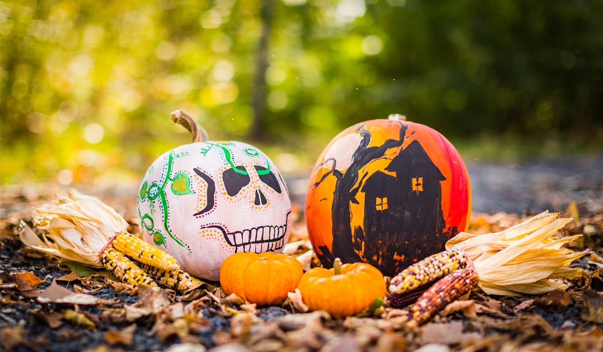 Manualidades de Halloween fáciles y divertidas para niños y niñas