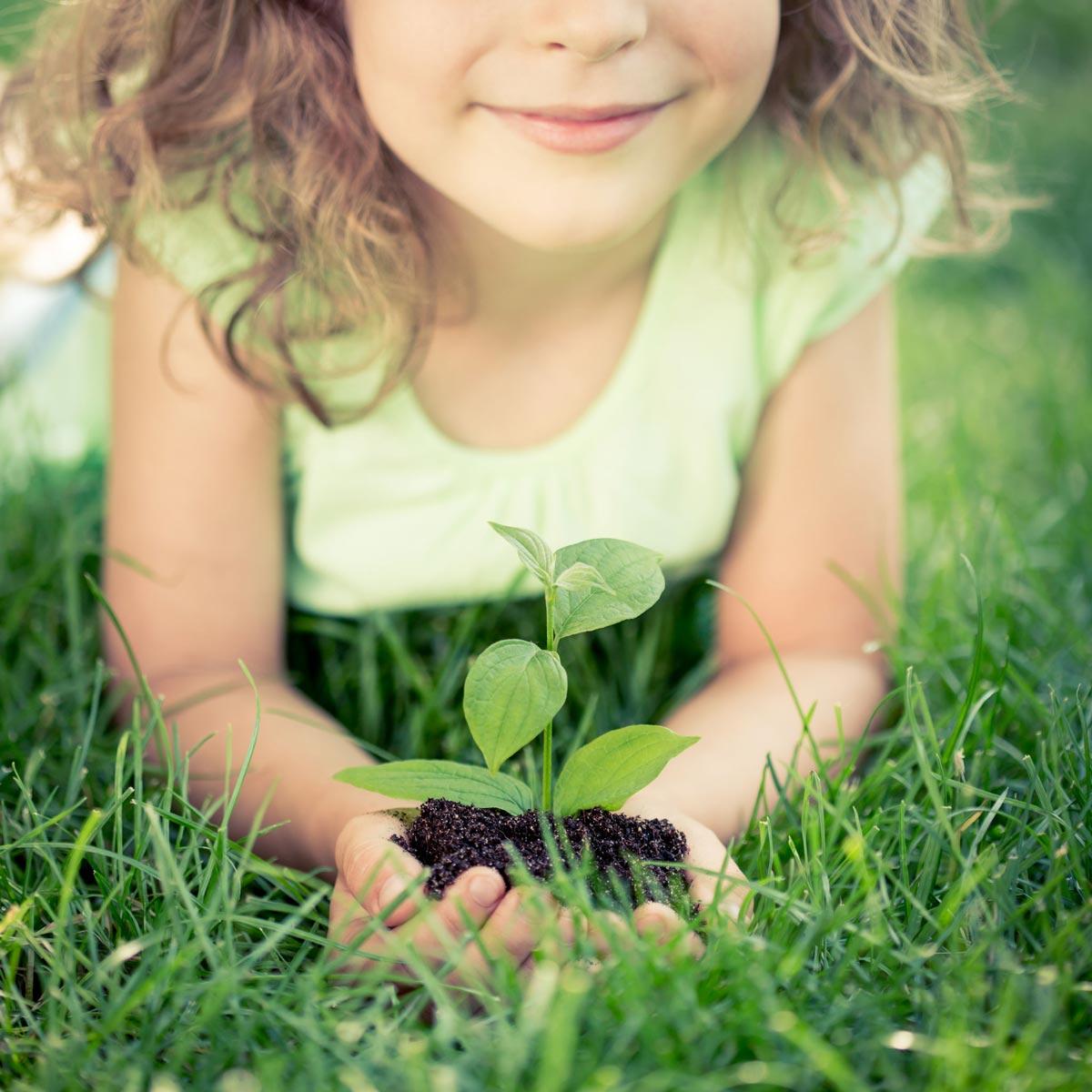 Juegos con niños y niñas para proteger el medioambiente