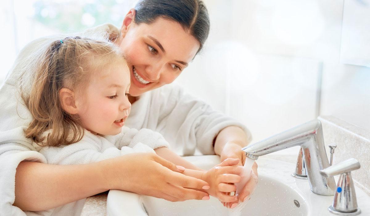 Actividades para celebrar el Día Mundial del Lavado de Manos con niños